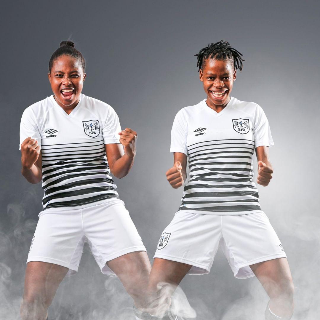 Camisas da Botswana 2021-2022 Umbro