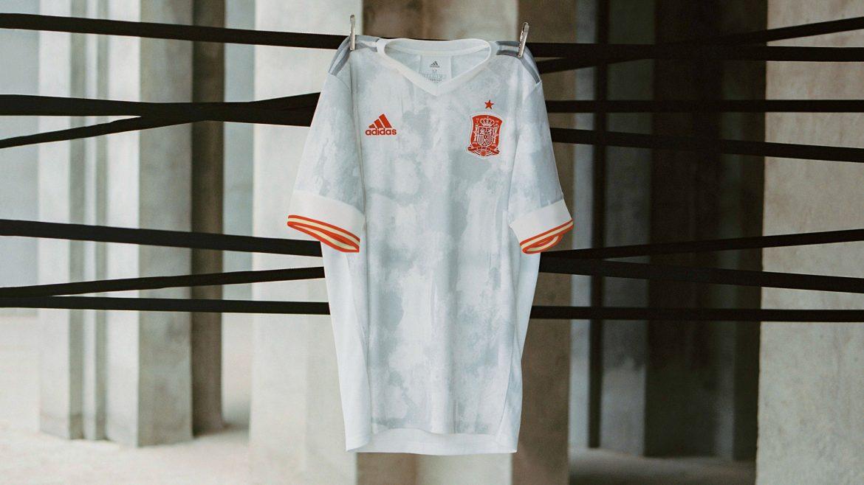 Camisas da Espanha 2021-2022 Adidas 5