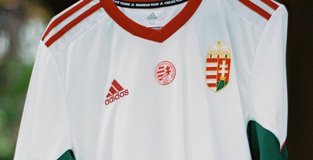 Camisas da Hungria 2021-2022 Adidas