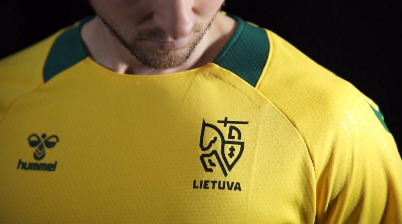 Camisas da Lituânia 2021 Hummel a