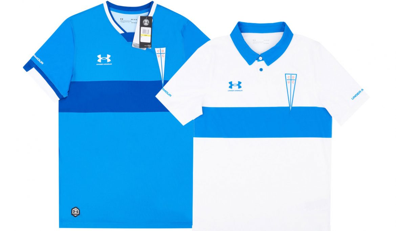 Camisas da Universidad Catolica 2021 Under Armour