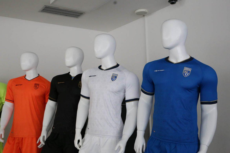 Camisas de Kosovo 2021-2022 14Fourteen a