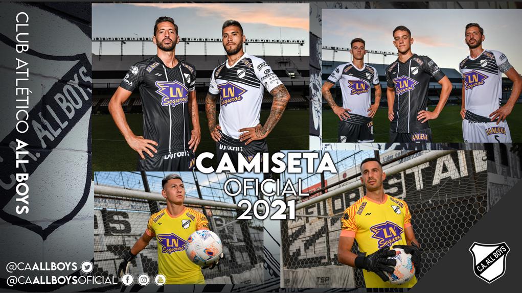 Camisas do CA All Boys 2021 Coach