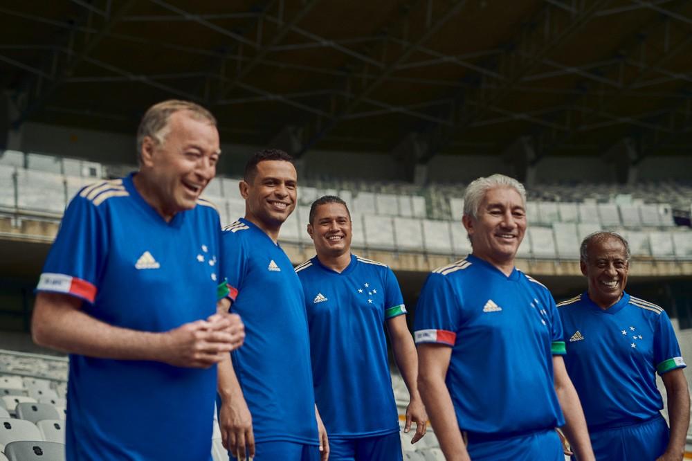 Camisas do Cruzeiro 2021-2022 Adidas 1