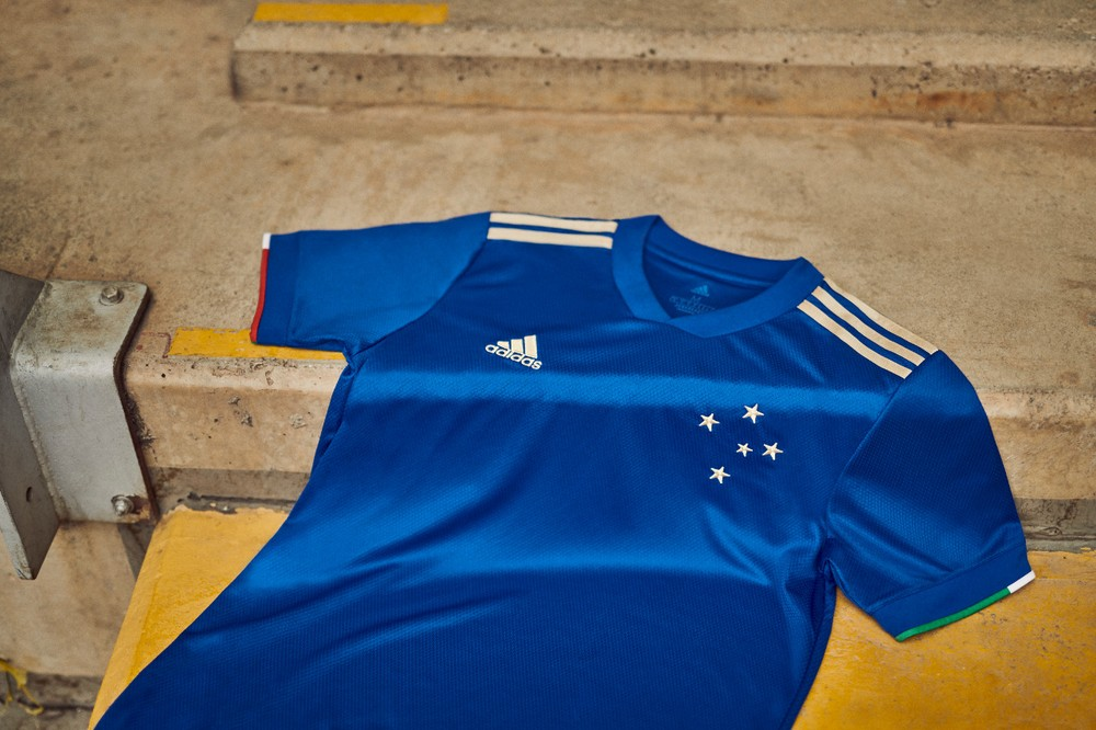 Camisas do Cruzeiro 2021-2022 Adidas