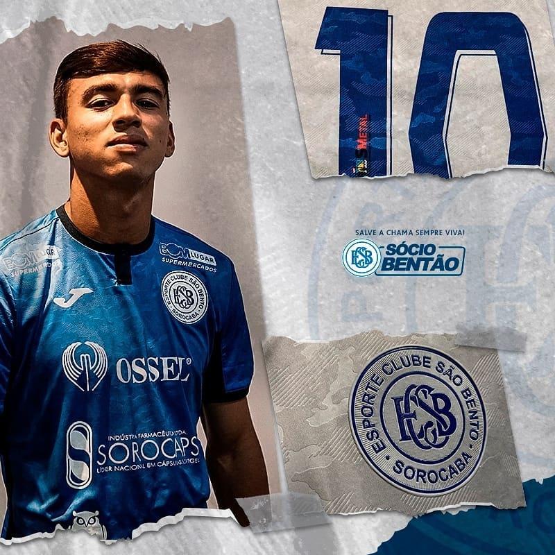 Camisas do EC São Bento 2021 JOMA