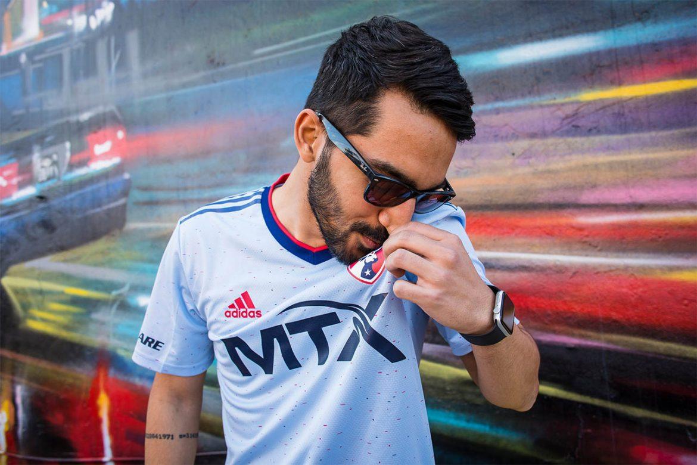 Camisas do FC Dallas 2021 Adidas