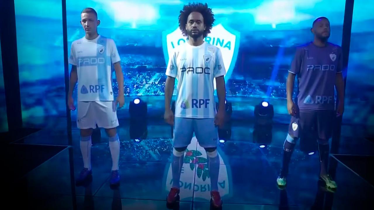 Camisas do Londrina EC 2021 Karilu