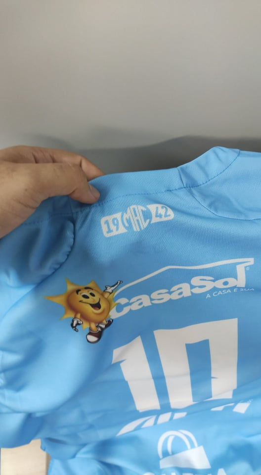 Camisas do Marília AC 2021 Alluri Sports a