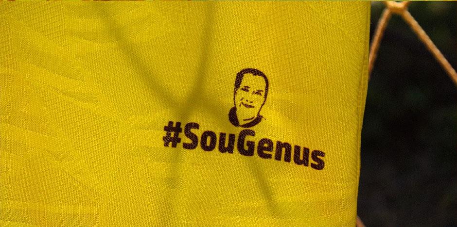 Camisas do SC Genus 2021 Super Bolla