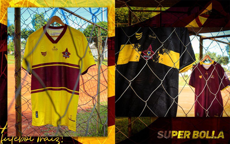 Camisas do SC Genus 2021 Super Bolla 3
