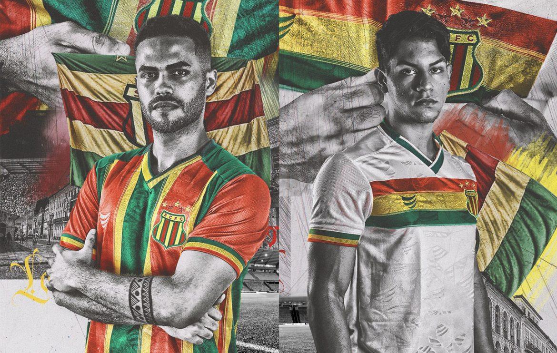 Camisas do Sampaio Corrêa 2021 Super Bolla a