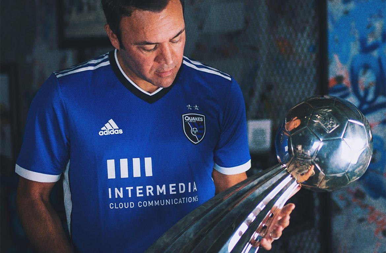 Camisas do San Jose Earthquakes 2021 Adidas