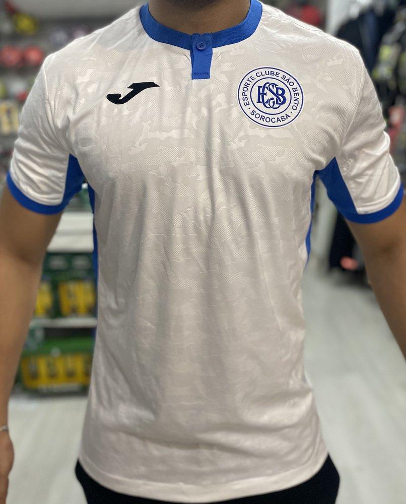 Camisas do São Bento 2021 Joma Reserva