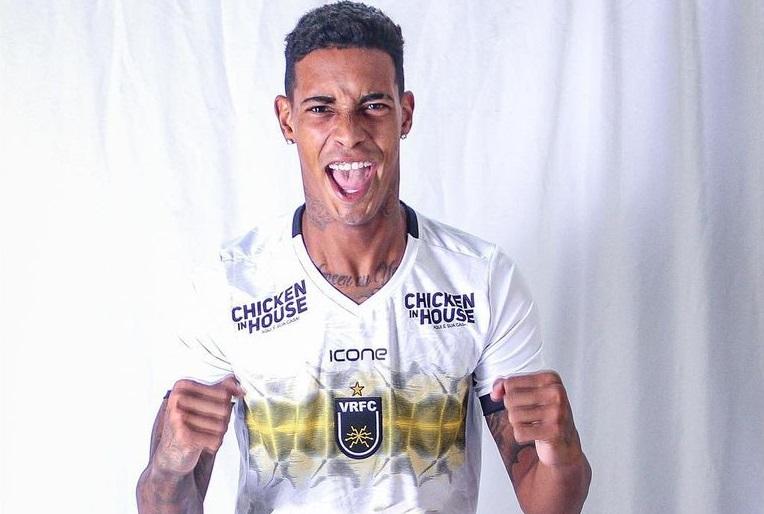 Camisas do Volta Redonda 2021 Ícone Sports