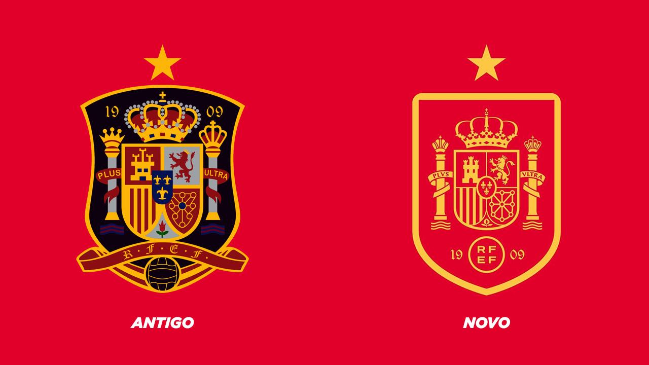 Escudo da Seleção da Espanha