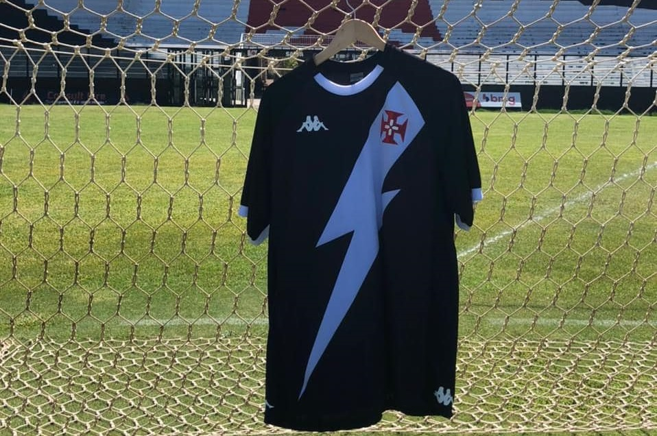 Kappa lança camisa especial para o Vasco e-sports