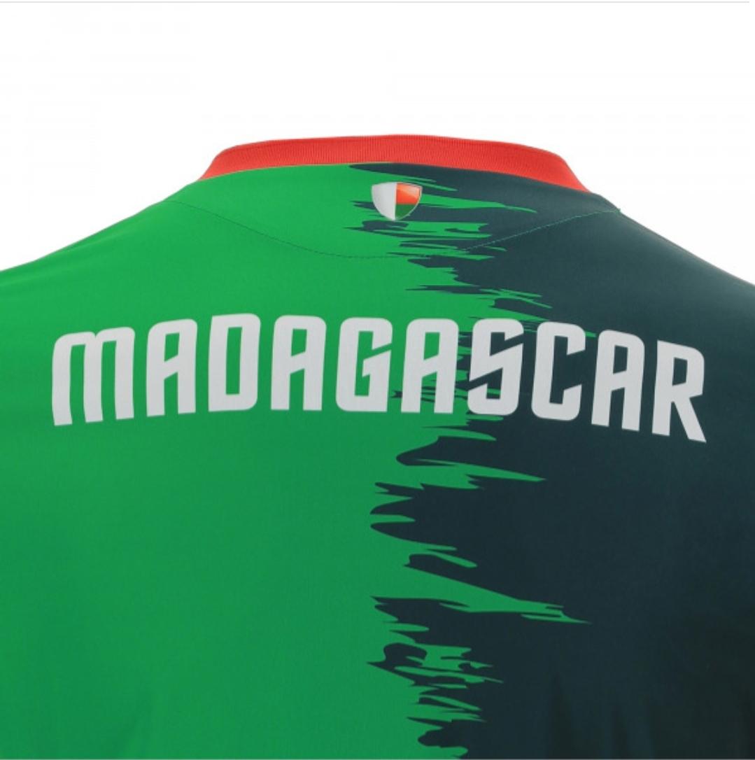 Camisas de Madagascar 2021 Macron