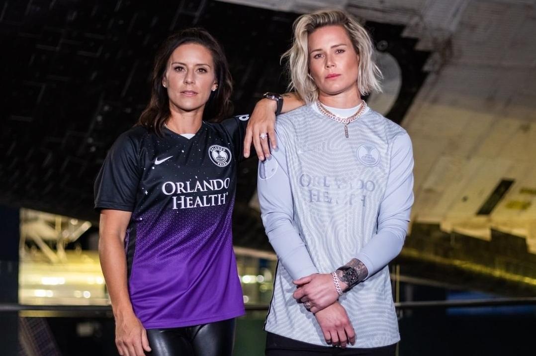 Camisas do Orlando Pride 2021-2022 Nike
