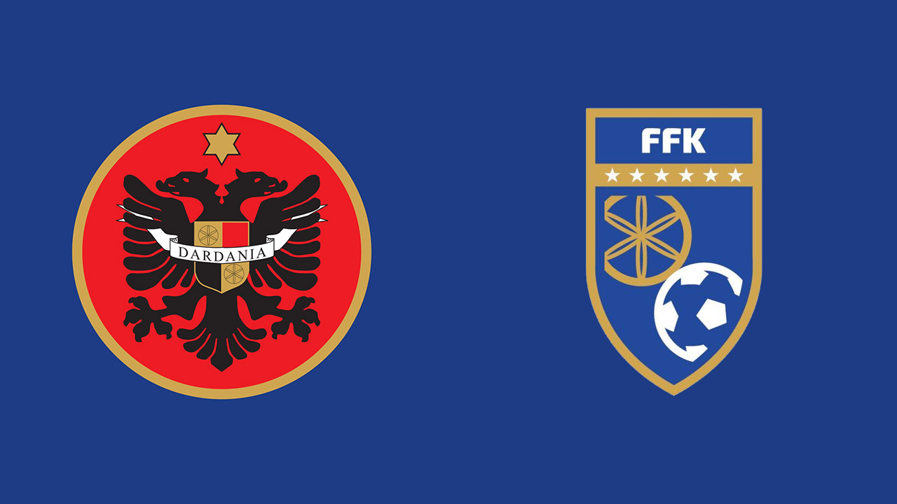 escudo FFK - Seleção de Kosovo - Dardania
