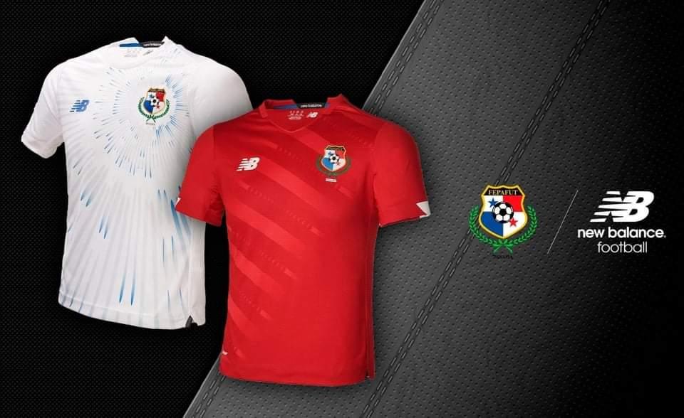 Novas camisas do Panamá 2021-2021 New Balance