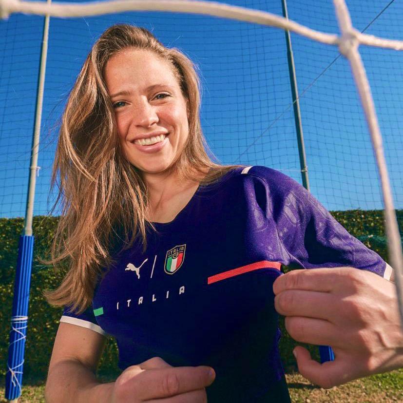 Camisa de goleiro da Itália 2021-2022 PUMA