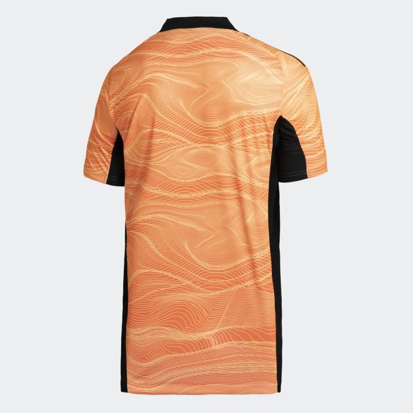 Camisa de goleiro do São Paulo FC 2021-2022 Adidas
