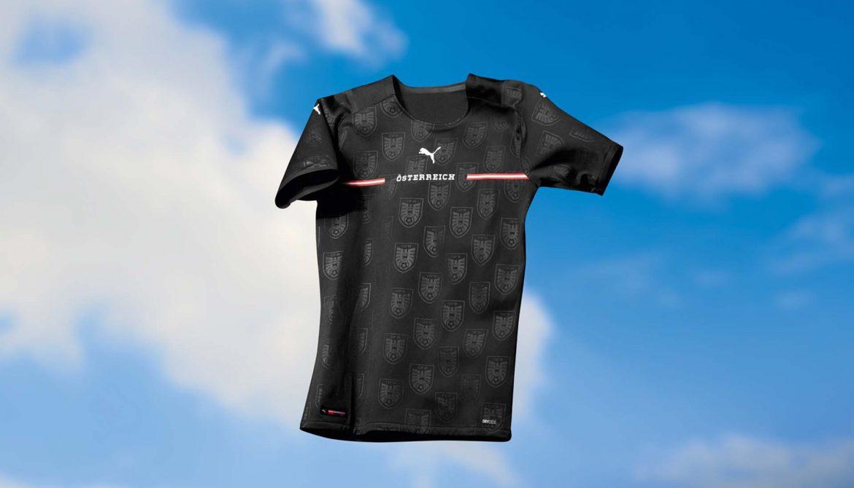 Camisas da Áustria 2021-2022 PUMA