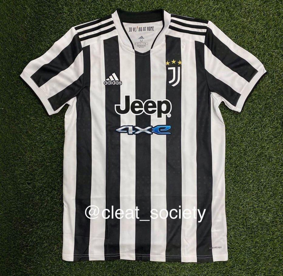 Camisas da Juventus 2021-2022 Adidas