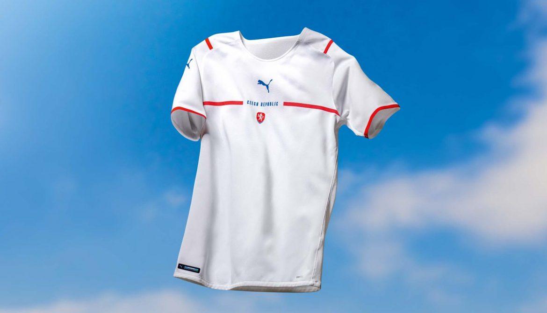 Camisas da República Tcheca 2021-2022 PUMA