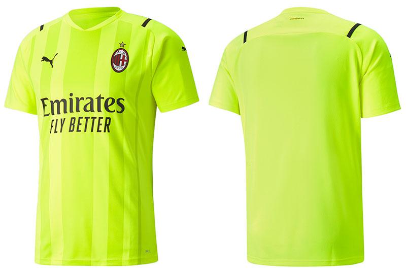 Camisas do AC Milan 2021-2022 PUMA