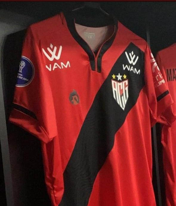 Camisas do Atletico Goianiense 2021 Dragao Premium
