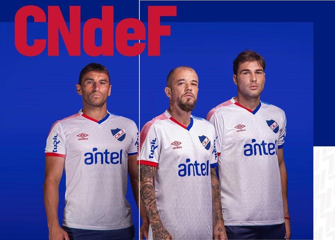 Camisas do Club Nacional 2021 Umbro