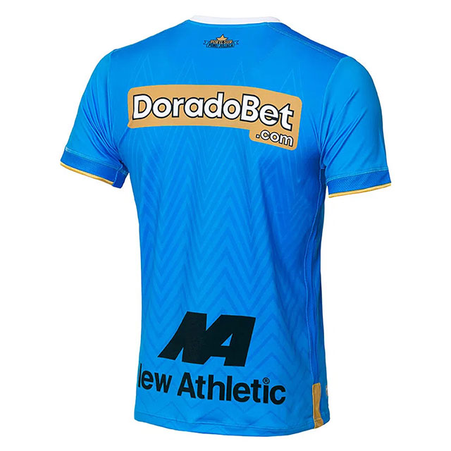 Camisas do Deportivo Binacional 2021 New Athletic