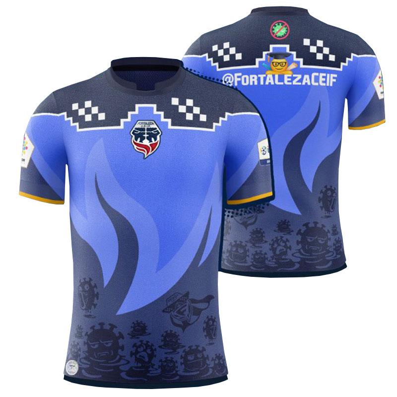 Camisas do Fortaleza CEIF 2021