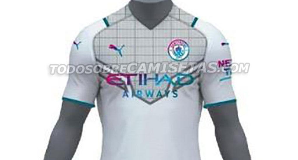 Camisas do Manchester City 2021-2022 PUMA