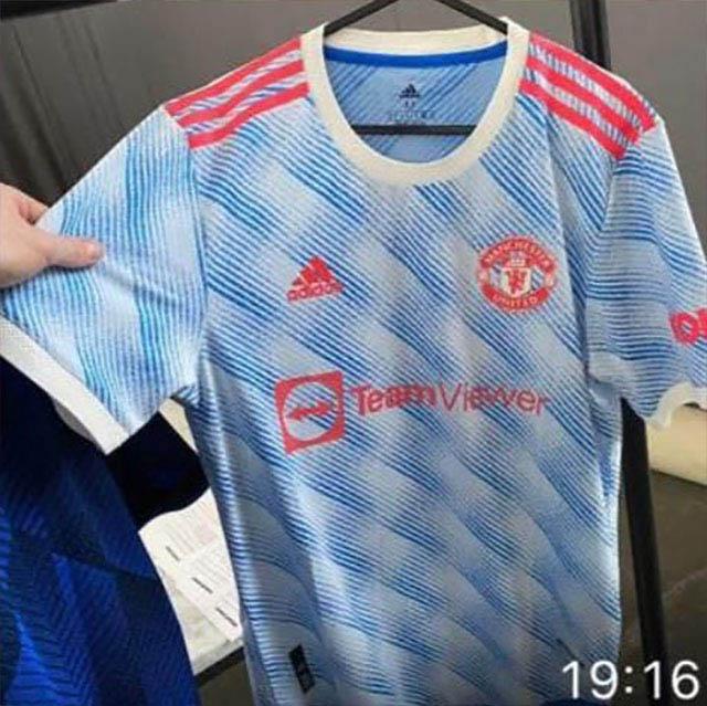 Camisas do Manchester United 2021-2022 Adidas Reserva