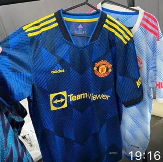 Camisas do Manchester United 2021-2022 Adidas Terceira