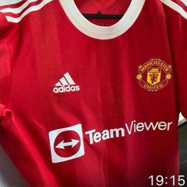 Camisas do Manchester United 2021-2022 Adidas