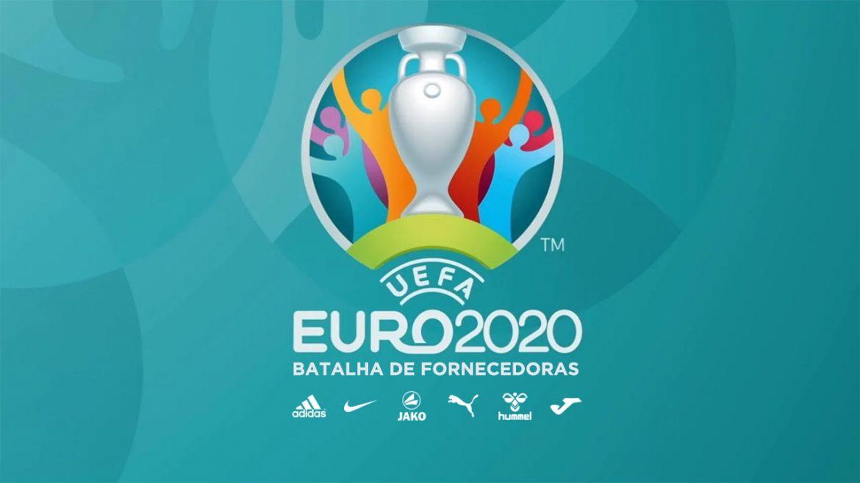 Fornecedoras Euro 2020 a
