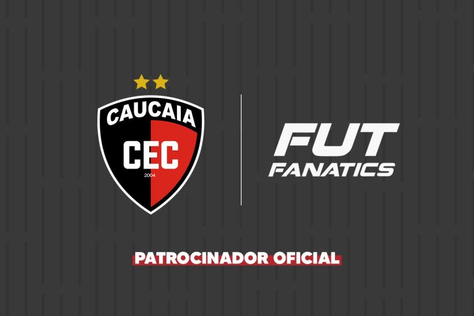 FutFanatics é a nova patrocinadora do Caucaia EC