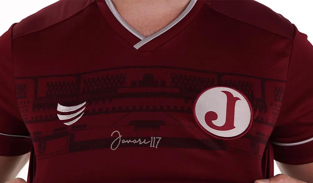 Javari117 Terceira camisa do Juventus da Mooca 2021 Super Bolla a