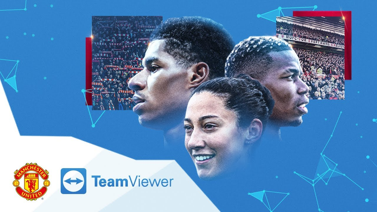 Manchester United TeamViewer