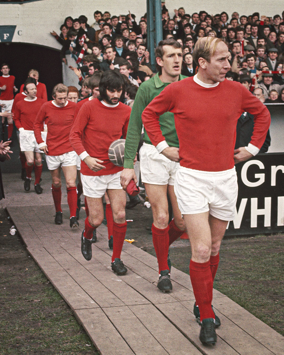 Manchester United anos 60