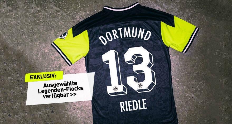 NeonGelb Camisa retrô do Borussia Dortmund Anos 90 2021 PUMA