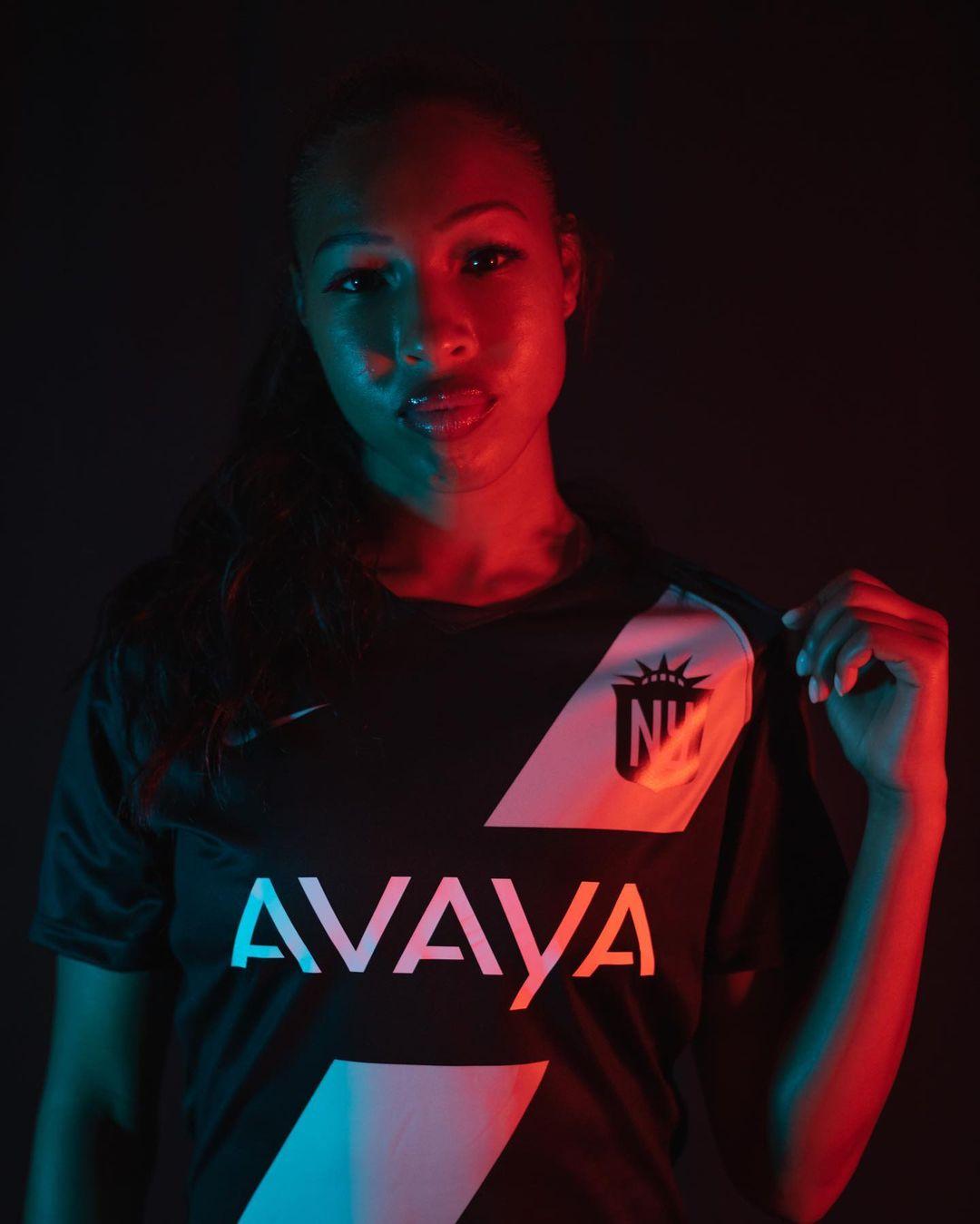 Novo escudo e camisas do NJNY Gotham FC 2021 Nike