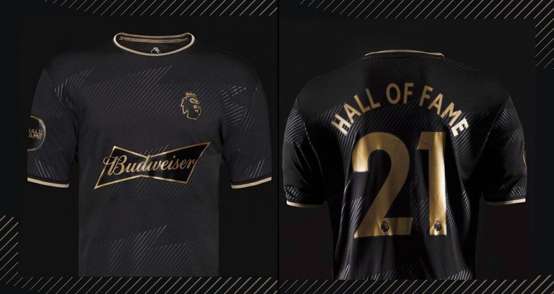 Premier League Hall Of Fame Camisa