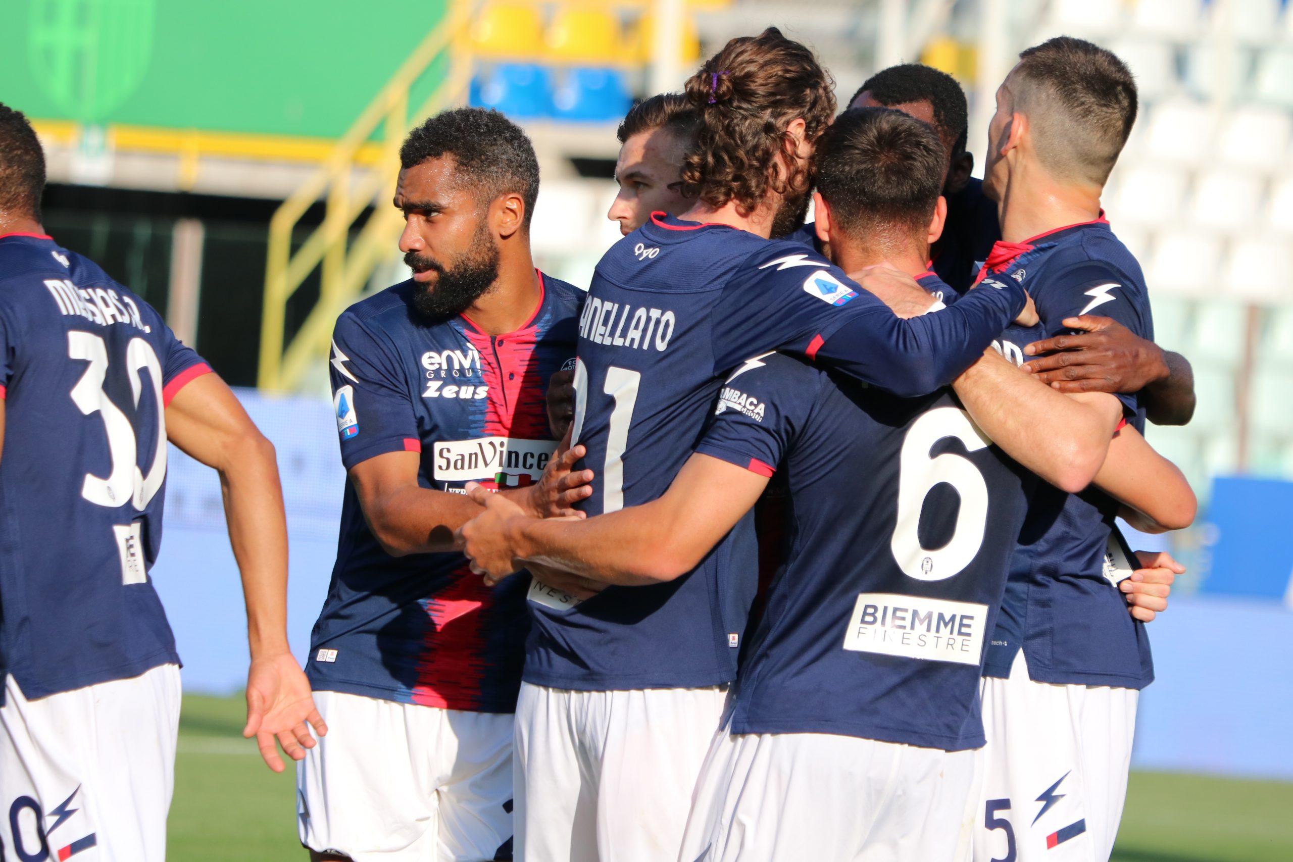 Quarta camisa do FC Crotone 2020-2021 Zeus
