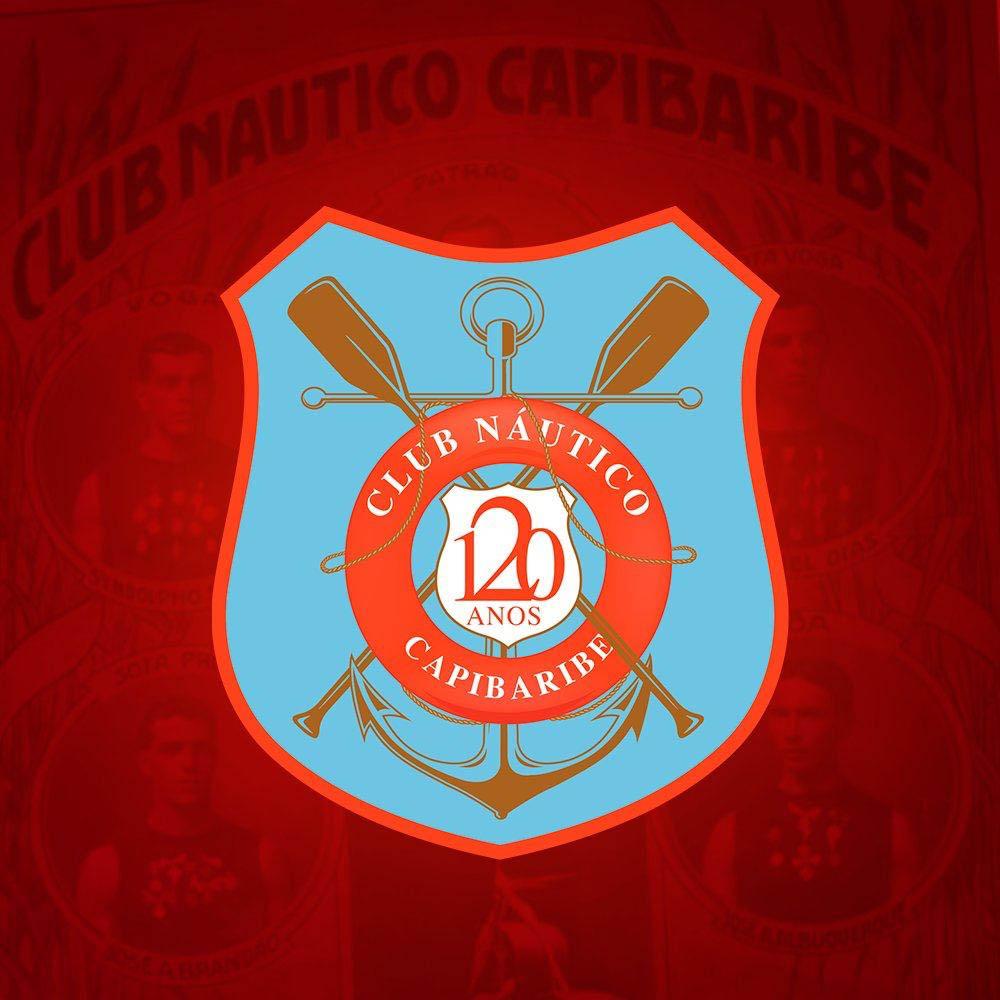escudo de 120 anos do Náutico