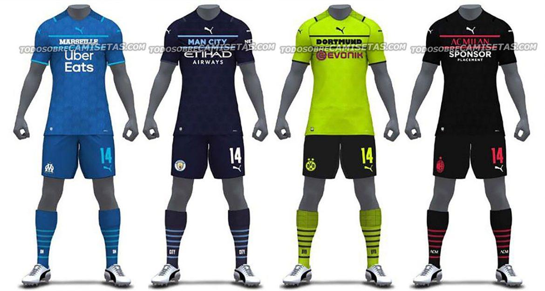 2021-2022 PUMA Camisa 3
